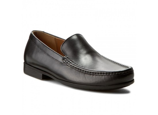 Clarks 26124312 7 070 black leather