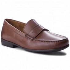 Clarks 261238637 080 Brown leather