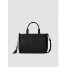 Borsa Trussardi faith shopper md tumbled ecoleather 75B00844 Black